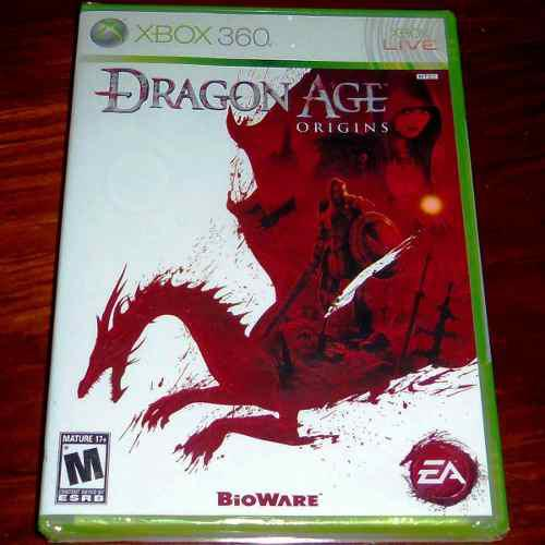 Videojuego Dragon Age Origins Xbox 360 Y One Físico Sellado