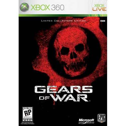Videojuego Gears Of War Edición Limitada De Colección -