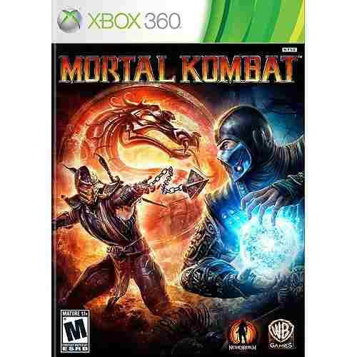 Videojuego Kombat Mortal: Edición Del Torneo - Xbox 360