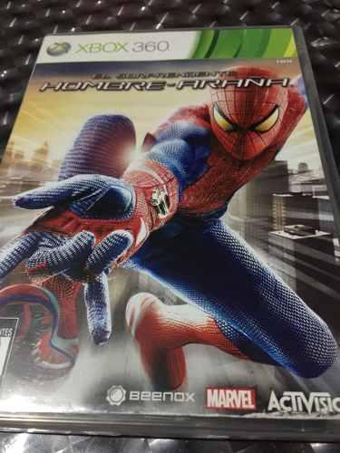 Videojuego Spiderman Para Xbox 360