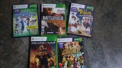 Videojuegos Para Xbox 360 Para Kinder O Normal Seminuevos