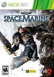 Warhammer Space Marine Xbox 360