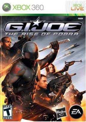 Xbox 360 - Gi Joe - Juego Fisico (mercado Pago)