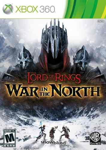 Xbox 360 - War In The North - Juego Fisico (mercado Pago)
