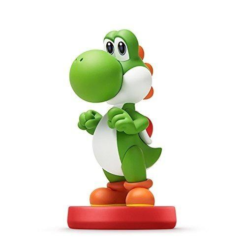 Yoshi Amiibo - Japan Import (super Mario Bros Series)