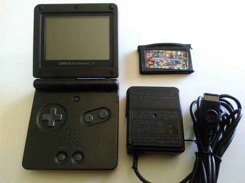 Game Boy Advance Con Cartucho De 125 Juegos