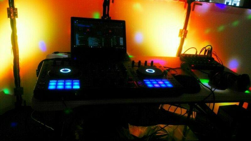 Luz y sonido YOUALI con servicio dj