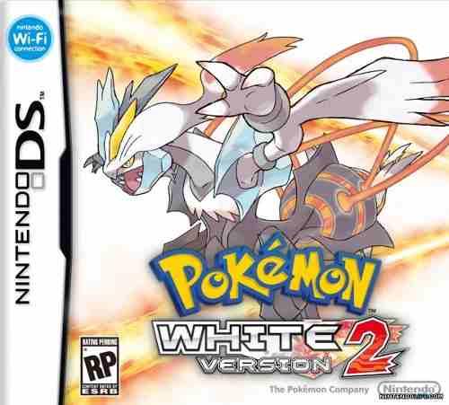 Pokemon White 2 Ds