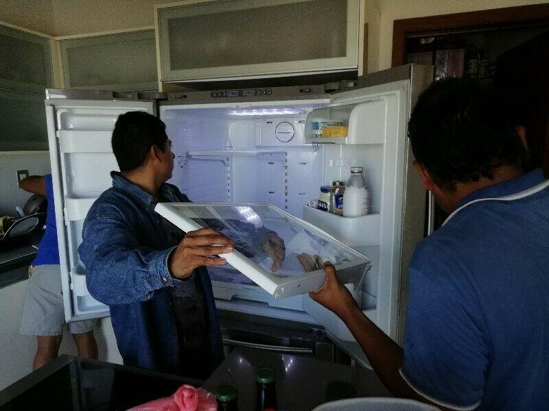 Servicio de reparación a refrigeradores Inverter,