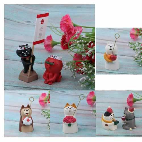 1/12 Gatito Modelo Animal Casa De Muñecas En Miniatura Fig