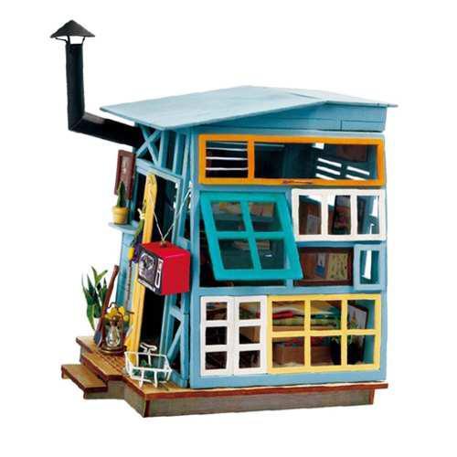1:24 Casa De Muñecas En Miniatura Diy Prince Casa De Muñe