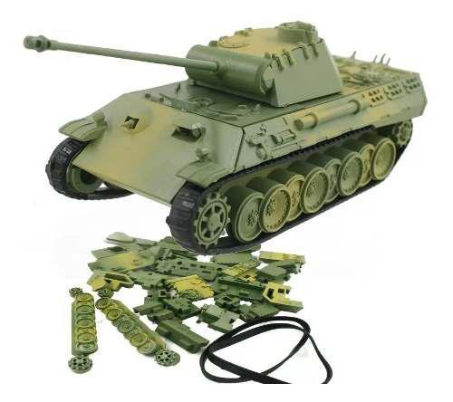 8 Tanques De Guerra A Escala 1:72 Militar Serie 2