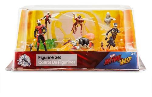 Ant Man And The Wasp Set Figuras Pelicula Disney Store 2018