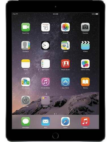 Apple iPad Air 2 128gb Wifi Original Tablet Nueva Sellada