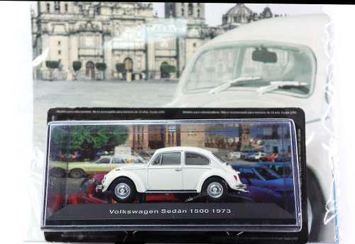 Autos Volkswagen #1 Sedan 1500 1973 Vw Vocho Coleccion