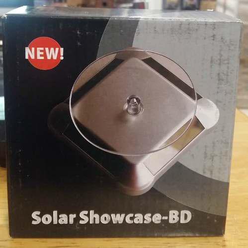 Base Giratoria Solar Para Carro Escala 1:64 Envio Gratis