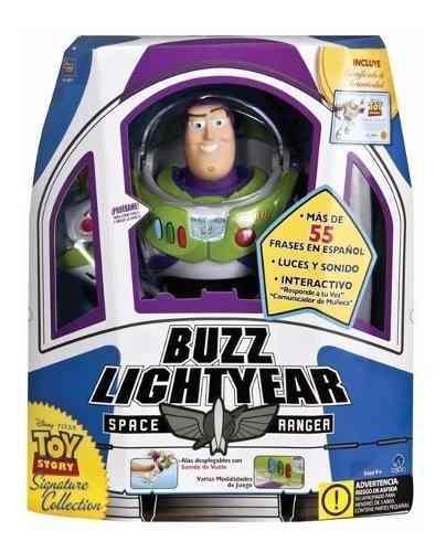 Buzz Lightyear Toy Story Edición De Colección 64011