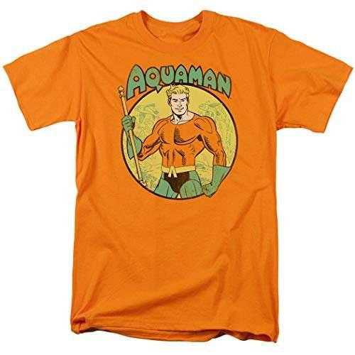Camiseta Aquaman Dc Comics King Of Atlantis Xx-large