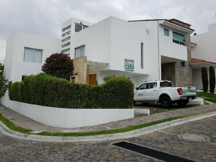 Casa Amueblada PARQUE CASTELLANA Lomas de Angelopolis
