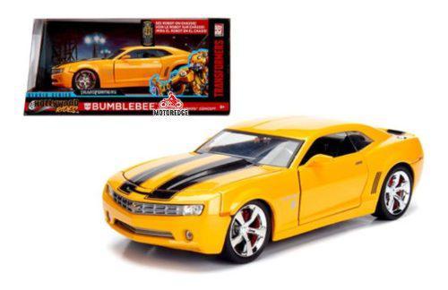 Chevy Camaro 2006 Bumblebee Transformers Jada 1/24