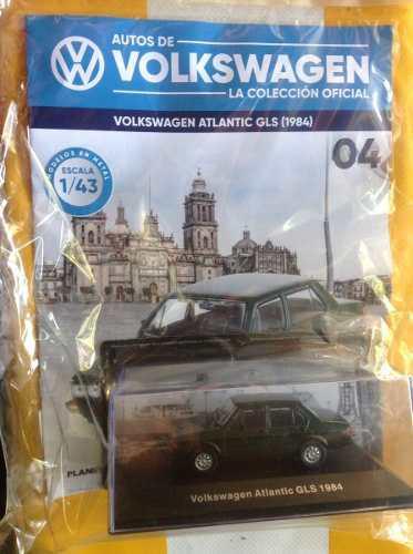Colección Volkswagen Planeta Deagostini #4 Atlantic Gls