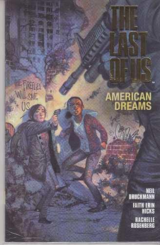 Comic The Last Of Us Edicion Especial Letras Doradas Nuevo