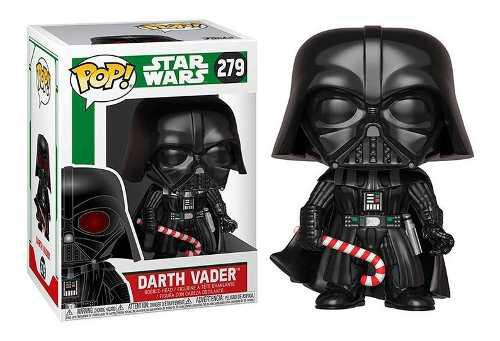 Figura Coleccionable Funko Pop Star Wars Darth Vader Chase