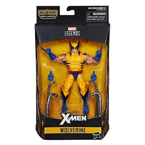 Figura Coleccionable Marvel X Men Legends Assortment Hasbro