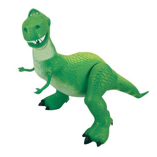 Figura De Acción Rex El Dinosaurio Toy Story 4