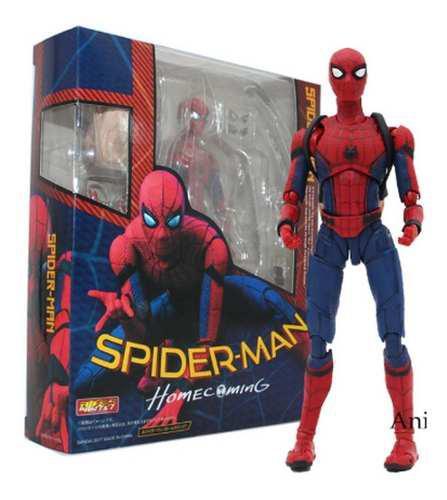 Figura Spiderman Hombre Araña, Versión Figuarts Ko