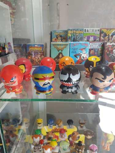 Figuras En Miniatura De Super Heroes