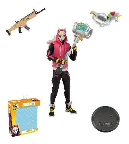 Fortnite Figura De Acción Drift Articulado 18 Cm, 2019