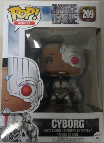 Funko Cyborg De La Pelicula Justice League!