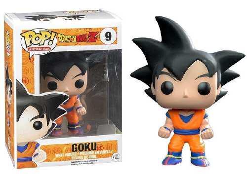 Funko Pop Goku 09 Original Exclusivo Saharis Envío Incluido