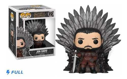 Funko Pop Jon Snow #72 Trono De Hierro Game Of Thrones