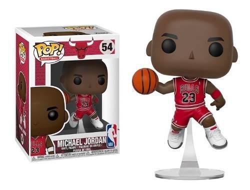 Funko Pop Michael Jordan 54 Figura De Vinil Nueva 2019