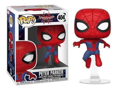 Funko Pop - Peter Parker 404 Spiderman