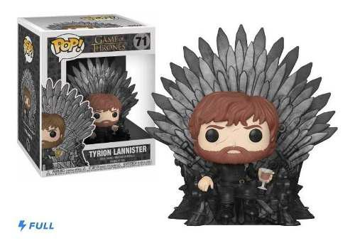 Funko Pop Tyrion #71 Trono De Hierro Game Of Thrones