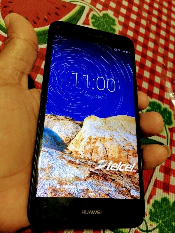 Huawei P9 Lite liberado de fabrica