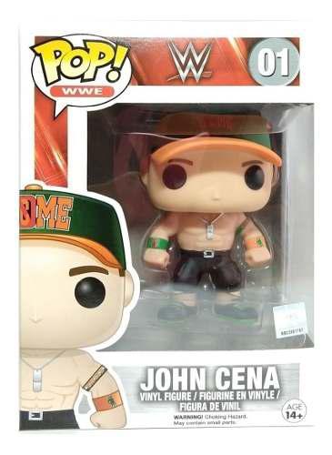 John Cena 01 Funko Pop Wwe