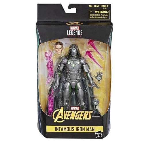 Marvel E5180 Marvel Legends Series Marvel Comics Infamous Ir