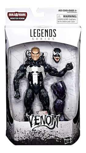 Marvel Legends Venom 6 Inch Baf Monster Venom 2018
