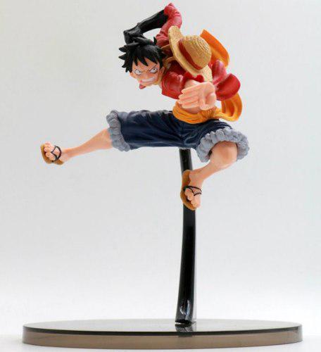 Monkey D Luffy - One Piece - Figura De Colección 18cm