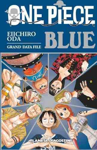 One Piece Guía 02: Blue(libro Shonen (acción - Juvenil))