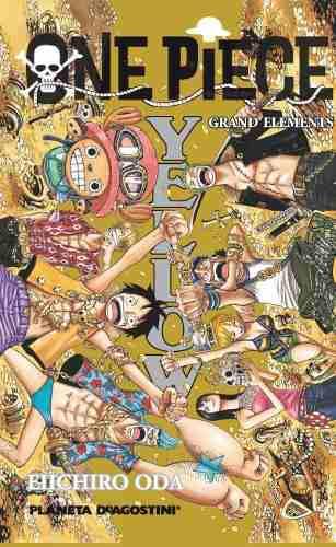 One Piece Guía 03: Yellow(libro Shonen (acción - Juvenil))