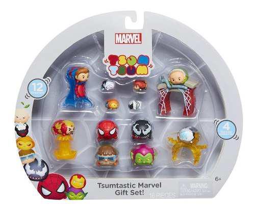 Pack 12 Marvel Tsum Tsum Series 2 Spiderman Vs The Sinister