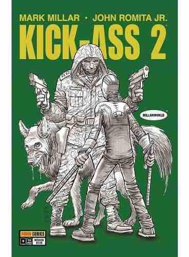 Panini Comics - Kick Ass & Hit Girl Varios Numeros