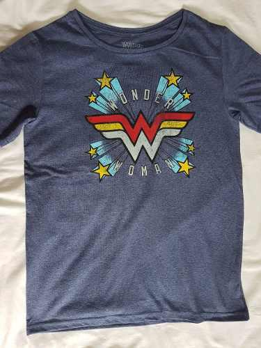 Playera Mujer Maravilla (Wonder Woman) Original Dc Comics
