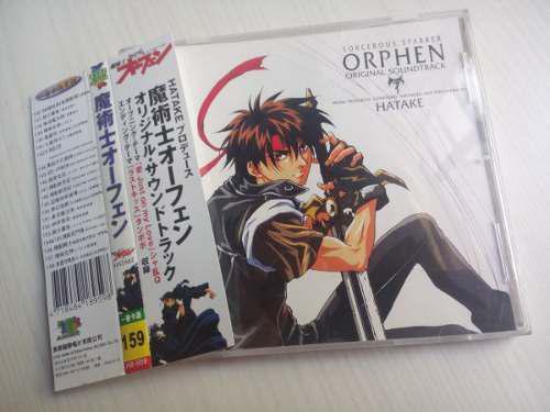 Sorcerous Stabber Orphen Anime Cd Manga Comics Japon Game