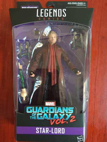 Star Lord Marvel Legends Series Baf Mantis Nuevo Sellado